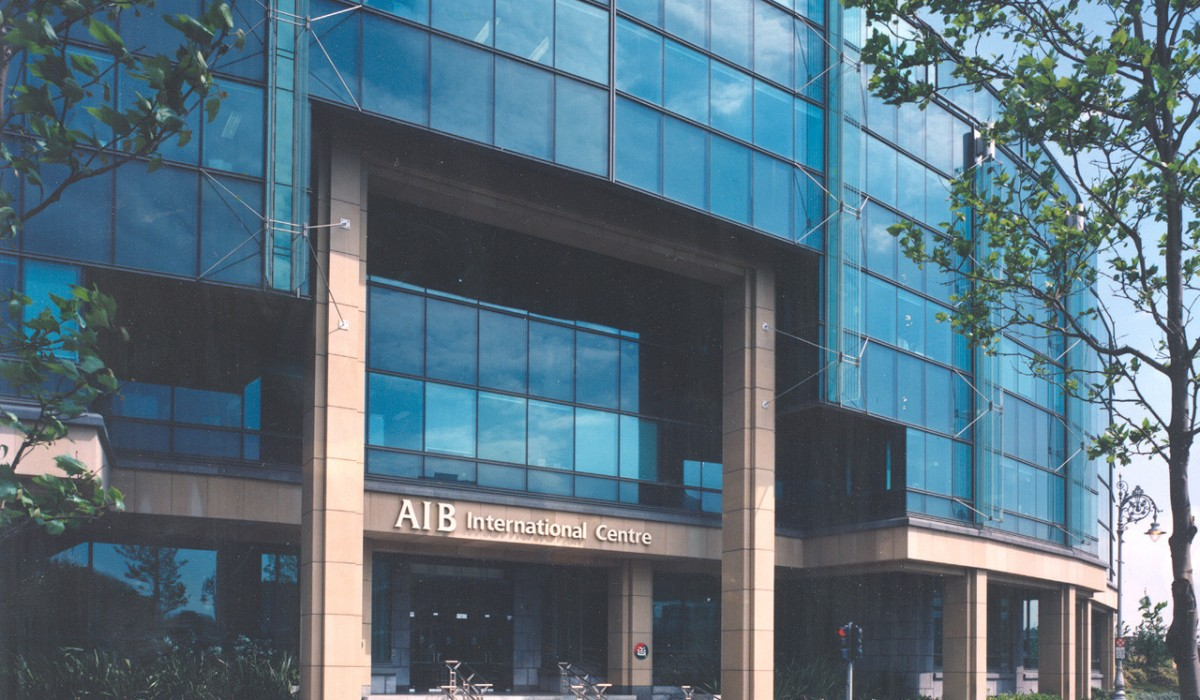 AIB INTERNATIONAL CENTRE IFSC