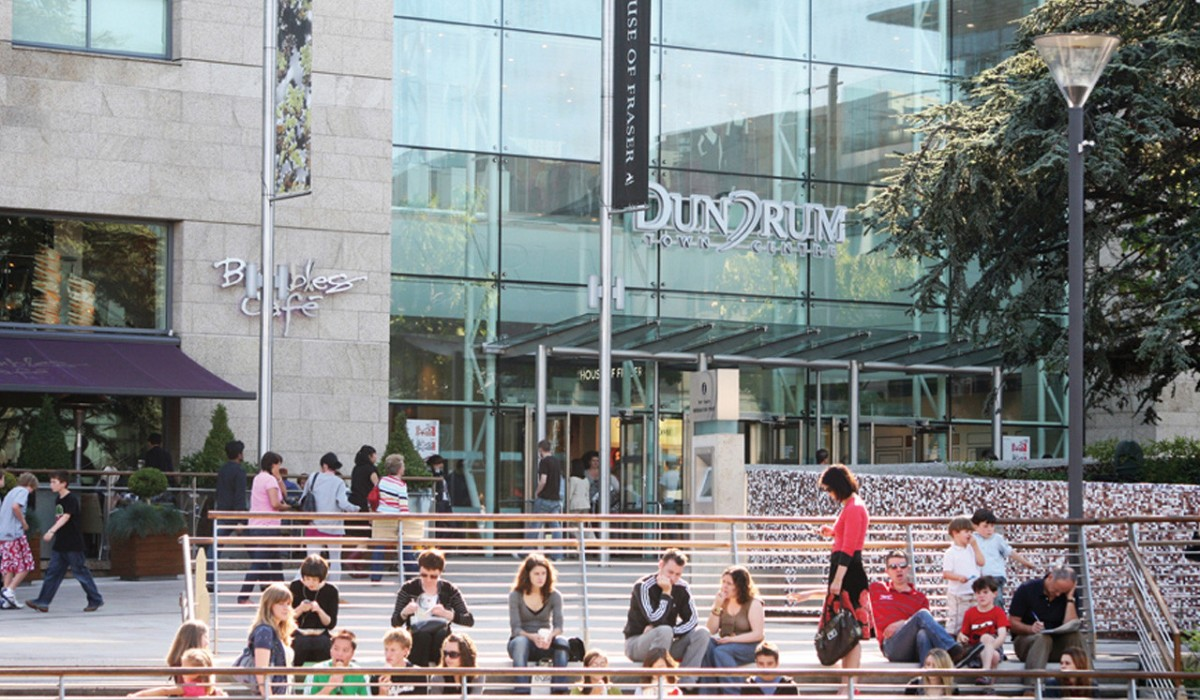 Dundrum Towncentre – Mill Pond 7