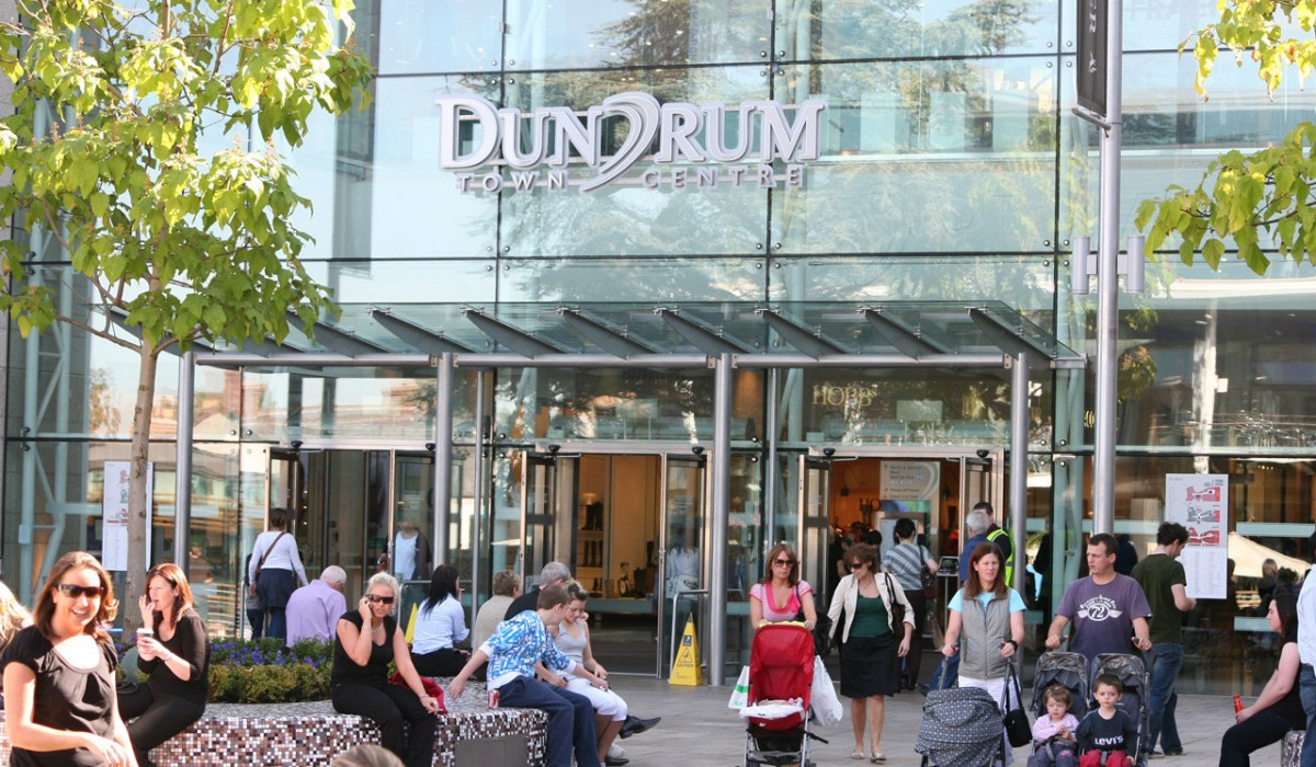 Dundrum Town Centre Pavillions Swords